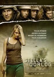 Affiche Telefilm - Stella's oorlog